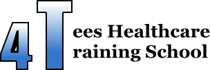 4 Tees Healthcare Training School - logo